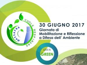 Taranto Respira a Massafra per dire No all'inceneritore!